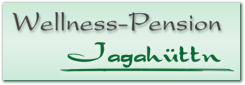 Logo Wellness-Pension Jagahüttn